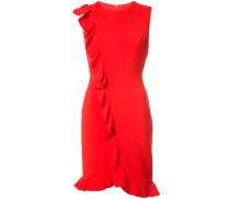 frill accent dress