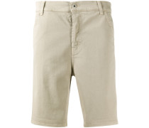 Chino-Shorts mit Stretchanteil