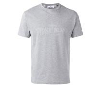 tonal logo print T-shirt - men - Baumwolle - L