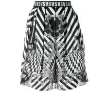 Seidenrock mit Print - women - Seide/Polyester