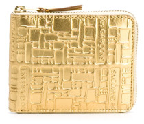 Portemonnaie mit Prägung