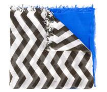 Schal mit Chevron-Print