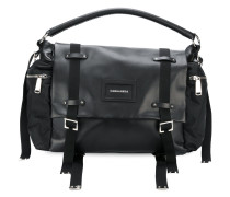 buckle duffle bag