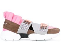 Sneakers mit Rüschen - women