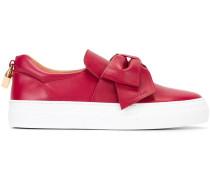 Slip-On-Sneakers mit Schleife - women