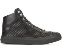 High-Top-Sneakers mit Sternenmuster - men