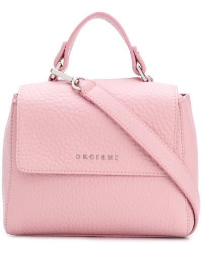 Billig Rabatt Verkauf Orciani Damen Schultertasche mit Logo Empfehlen zO5HB