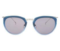 Getönte Cat-Eye-Sonnenbrille