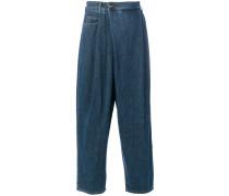 'Hacienda' Jeans in Wickeloptik