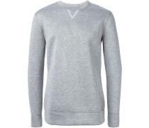 Sweatshirt mit kastigem Schnitt