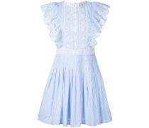 - Hemdkleid mit Falten - women - Baumwolle - 4