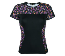 'Flower Thrift' T-Shirt mit Blumenmuster