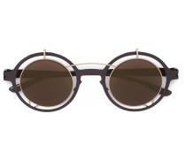 'Madeleine' Sonnenbrille - unisex - metal