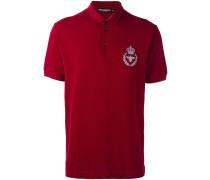 Poloshirt mit Stickerei - men - Baumwolle - 50