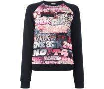 Sweatshirt mit Print - women