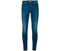 Klassische Cropped-Skinny-Jeans - women