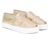Slip-On-Sneakers in Maus-Optik - kids