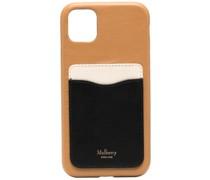 Dreifarbige iPhone 11-Hülle