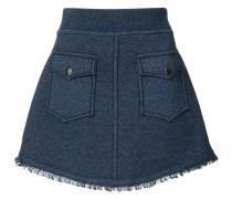 - Minirock mit Taschen - women - Baumwolle - L