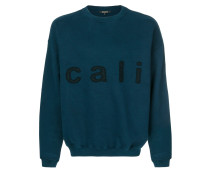 'Cali' Oversized-Sweatshirt