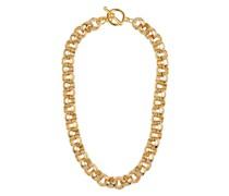 Halskette mit runden Gliedern