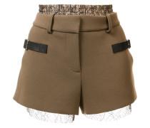 Dekonstruierte Shorts