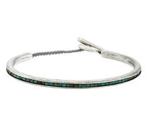 Armband aus Perlen und Sterlingsilber