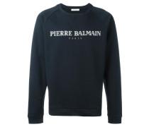 Sweatshirt mit Logo-Print - men - Baumwolle - 52