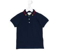 - Poloshirt mit Hummelstickerei - kids