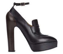 Pumps mit Spange - women - Kalbsleder - 6.5
