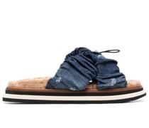 Sandalen mit Kordelzug