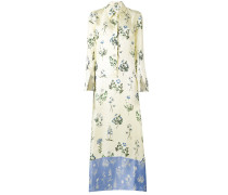 - Seidenhemd mit floralem Print - women - Seide