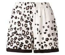 'Leo' Shorts mit Print