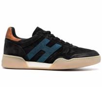 H357 Sneakers aus Wildleder