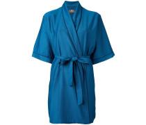 Kimono mit Kontrastpaspeln