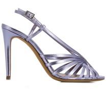 'Jazz' Sandalen mit hohem Absatz