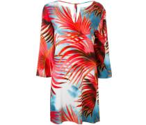 - Kleid mit Palmen-Print - women - Viskose - 42