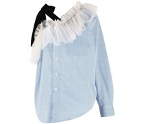 Schulterfreies Hemd