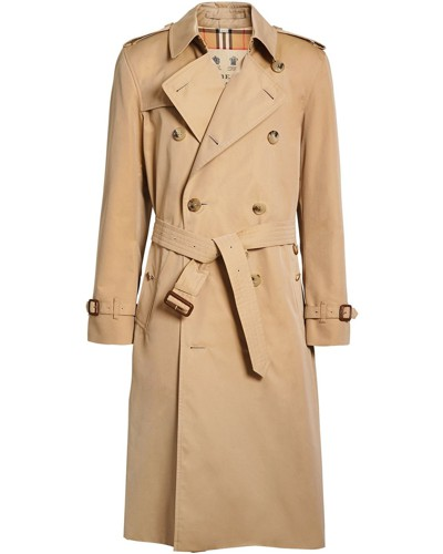 'The Long Kensington Heritage' Trenchcoat