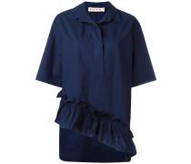 Asymmetrisches Hemd - women - Baumwolle - 44