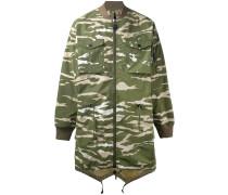- Parka mit Camouflage-Print - men - Nylon - M
