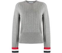 Pullover mit drei Streifen
