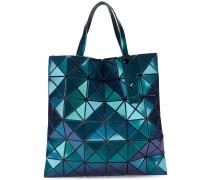 'Prism' Handtasche mit Metallic-Effekt