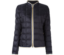 zip up puffer jacket