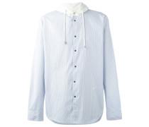 'Kvitrafn' Hemd mit Kapuze