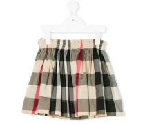 new classic check skirt