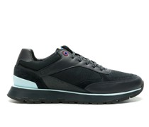 x Russell Athletic Sneakers mit Einsätzen