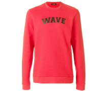 Wave sweater