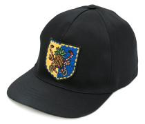 Baseballkappe mit Wappen-Patch
