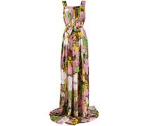 'Mimosa' Kleid mit Print